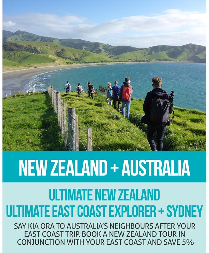 Ultimate New Zealand + Ultimate East Coast Combo
