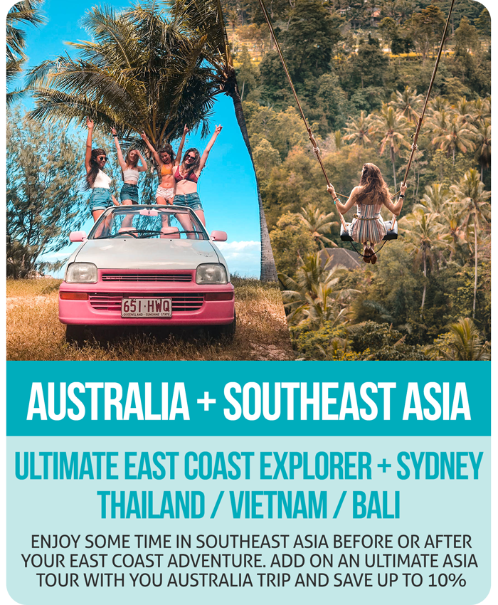 Ultimate East Coast + Ultimate Southeast Asia Combo