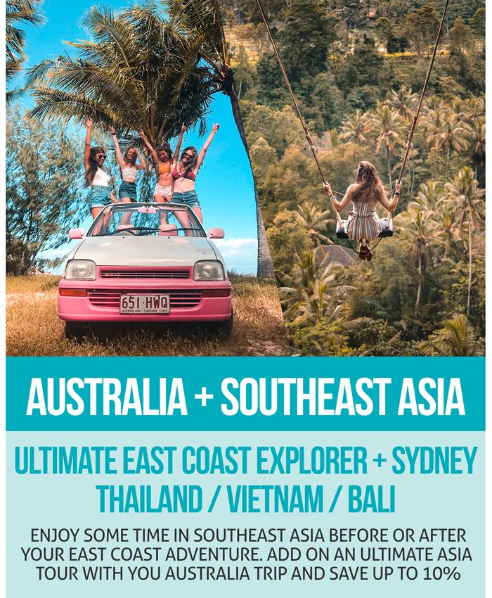 Ultimate East Coast + Ultimate Southeast Asia Combo