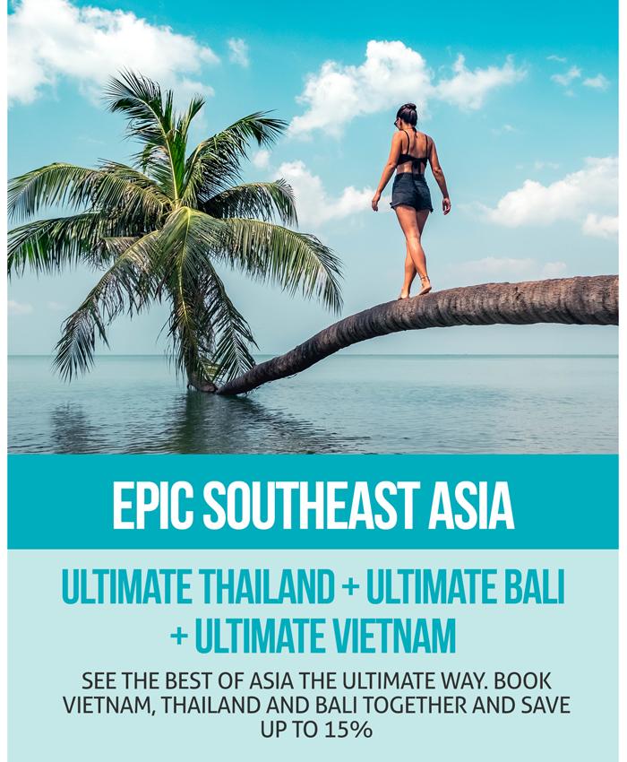 Ultimate Epic Southeast Asia Combo