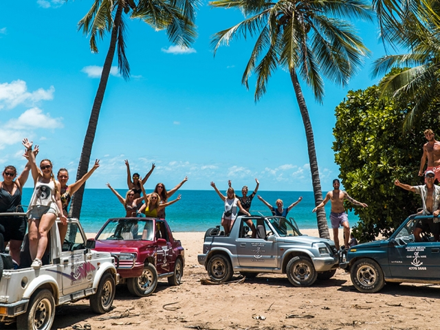 The ULTIMATE Sydney to Cairns Adventure Tour