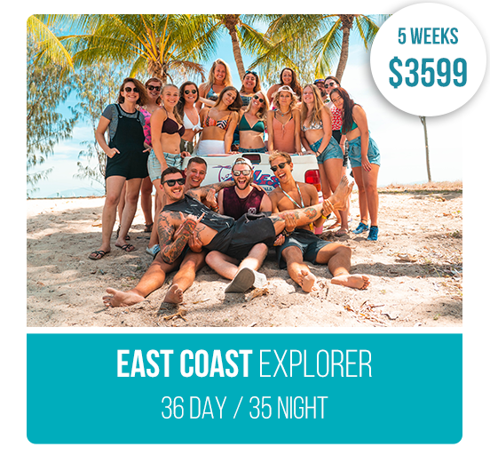 Ultimate East Coast Explorer Tour
