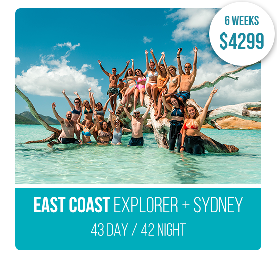 Ultimate East Coast Explorer + Sydney Tour