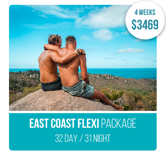 Ultimate East Coast Flexi Package