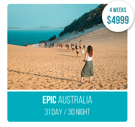 Ultimate Epic Australia Tour