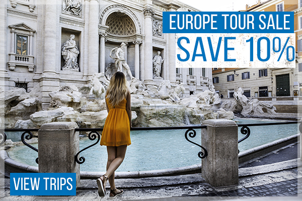 Europe Group Tour Sale