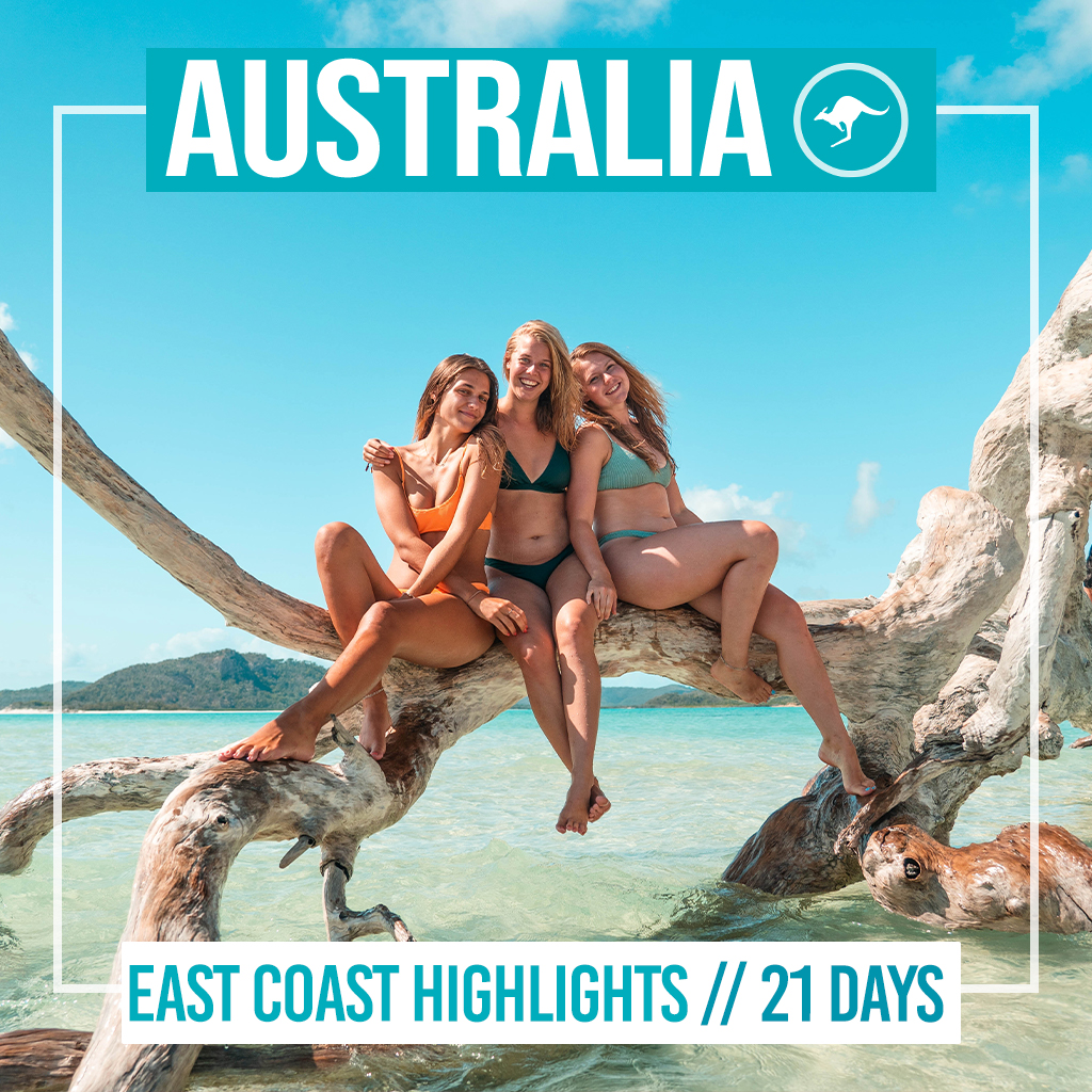 East Coast Highlights Group Tour