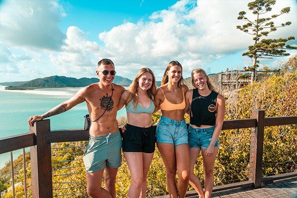 Backpacker Tours Australia