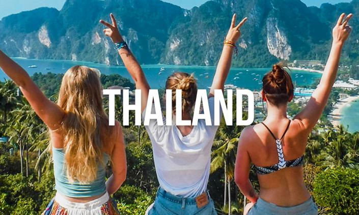 Ultimate Adventure Travel Thailand Group Tour