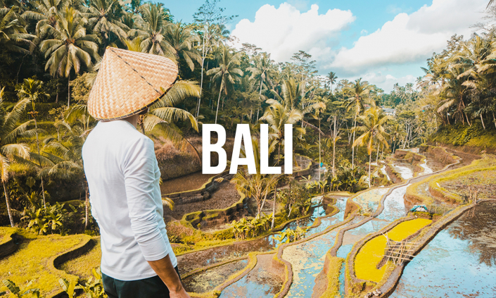 Ultimate Adventure Travel Bali Group Tour