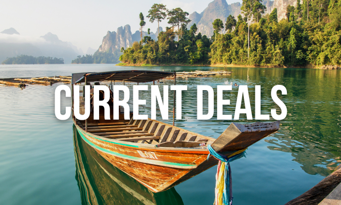 Ultimate Adventure Travel Current Deals and Offers