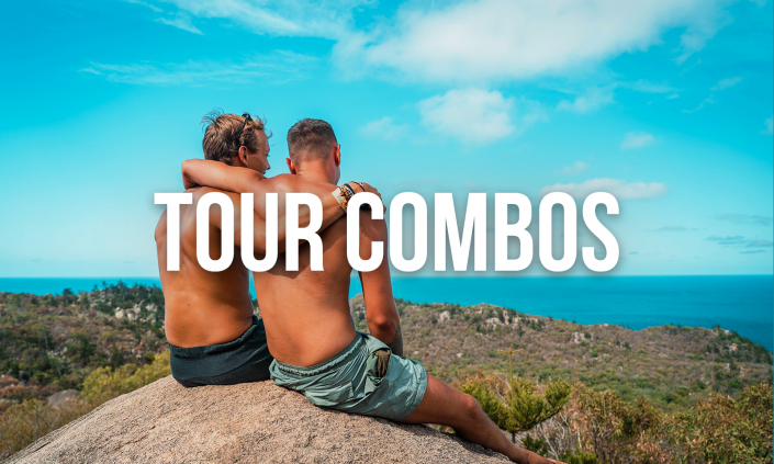 Ultimate Adventure Travel Tour Combos
