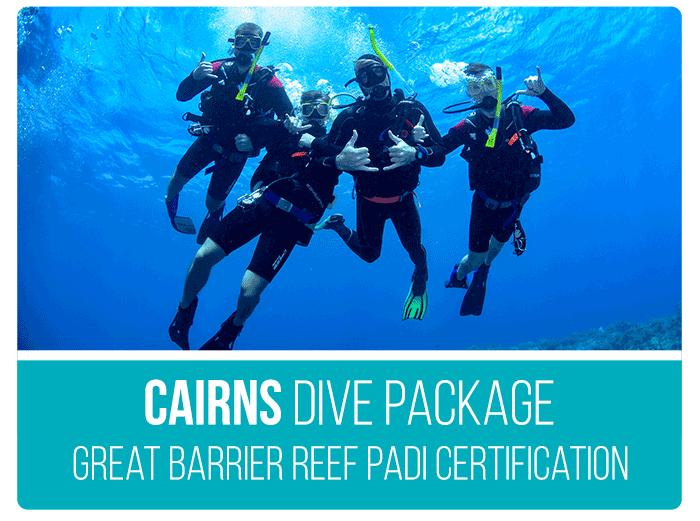 Australia Tour Packages Cairns Dive Package