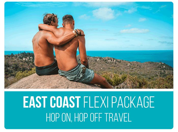 Australia Tour Packages East Coast Flexi