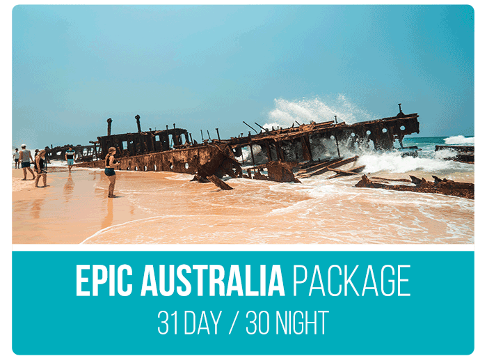 Australia Tour Packages Epic Australia Package