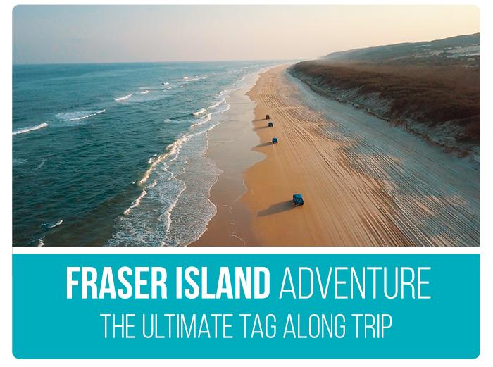 Australia Holiday Deals Fraser Island Tours