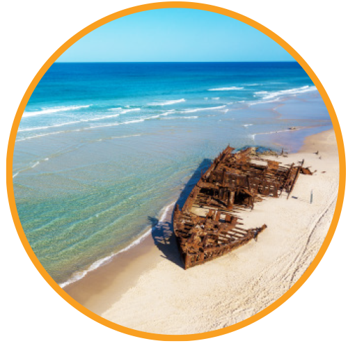 Backpacker Tours Australia Backpacker Tours Australia East Coast Australia Itinerary Builder Fraser Island