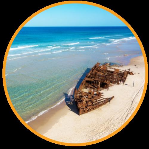 East Coast Australia Itinerary Builder Fraser Island