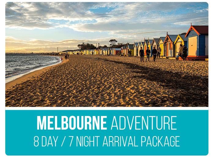 Australia Tour Packages Melbourne Group Tour