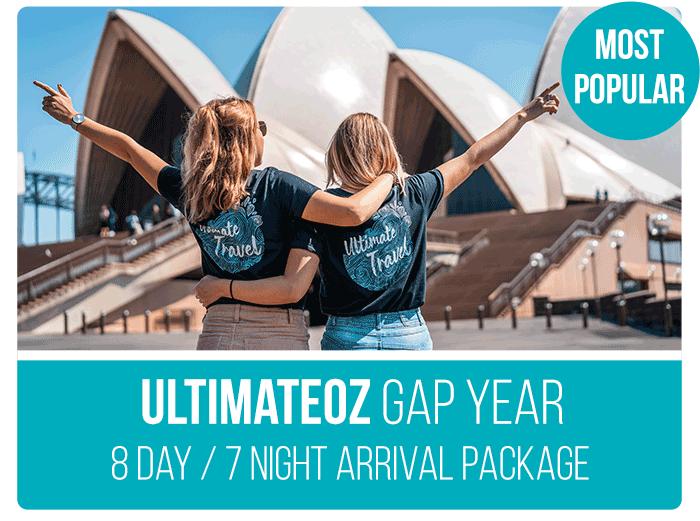 Australia Tour Packages UltimateOz Gap Year Group Tour