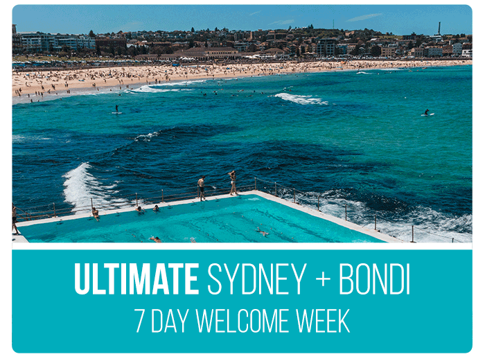 Australia Tour Packages Ultimate Sydney and Bondi Group Tour