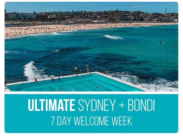 Australia Tour Packages Ultimate Sydney and Bondi Group Tour