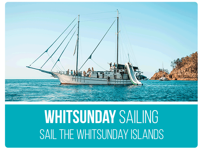 Australia Tour Packages Whitsunday Sailing