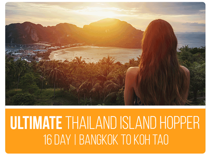Southeast Asia Tours Ultimate Thailand Island Group Tour