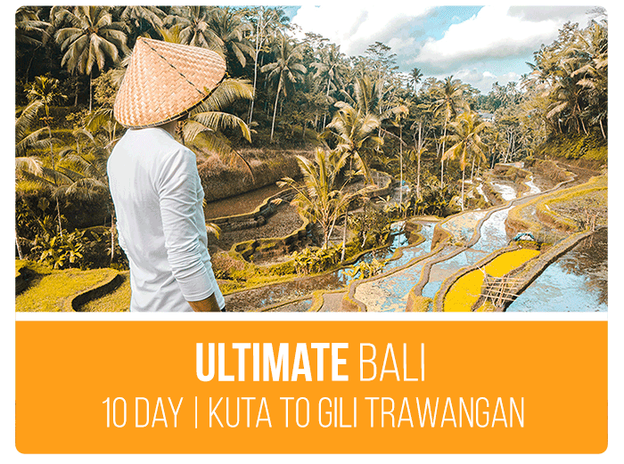 Southeast Asia Tours Ultimate Bali Group Tour