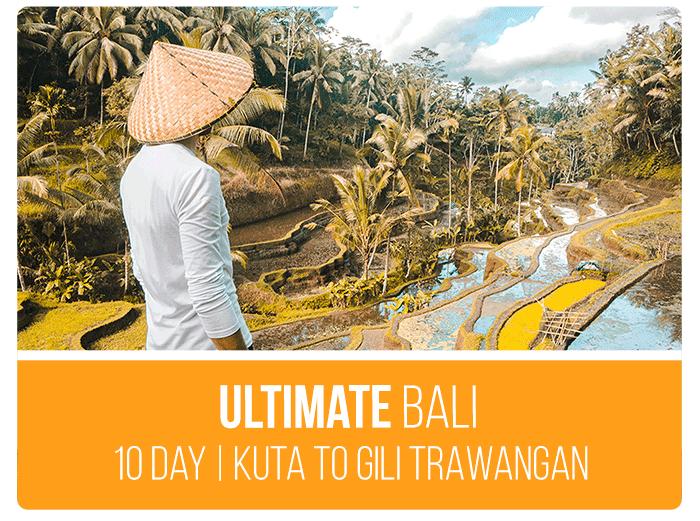 Southeast Asia Tours Ultimate Bali Group Tour