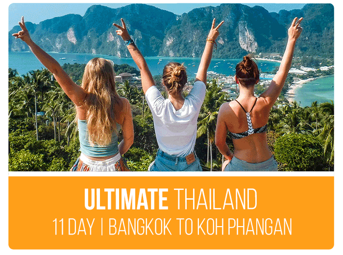 Southeast Asia Tours Ultimate Thailand Group Tour