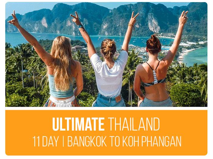 Southeast Asia Tours Ultimate Thailand Group Tour
