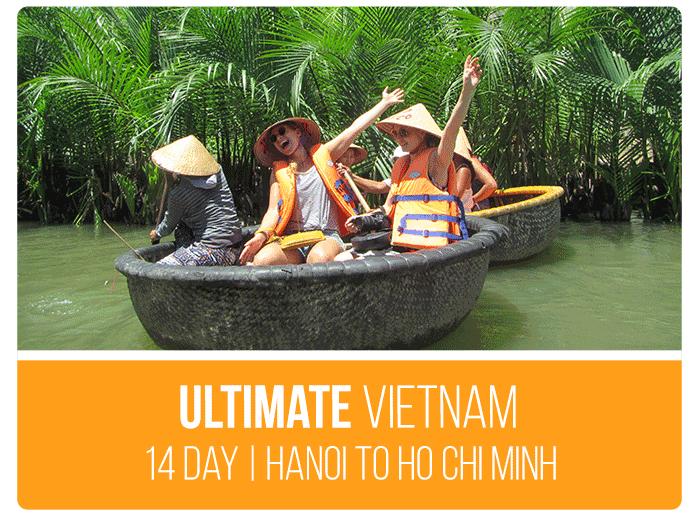 Southeast Asia Tours Ultimate Vietnam Group Tour