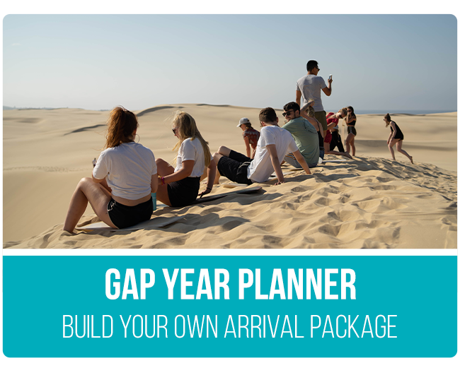 Australia Working Holiday Gap Year Planner