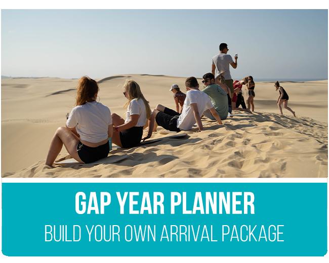 Australia Working Holiday Gap Year Planner