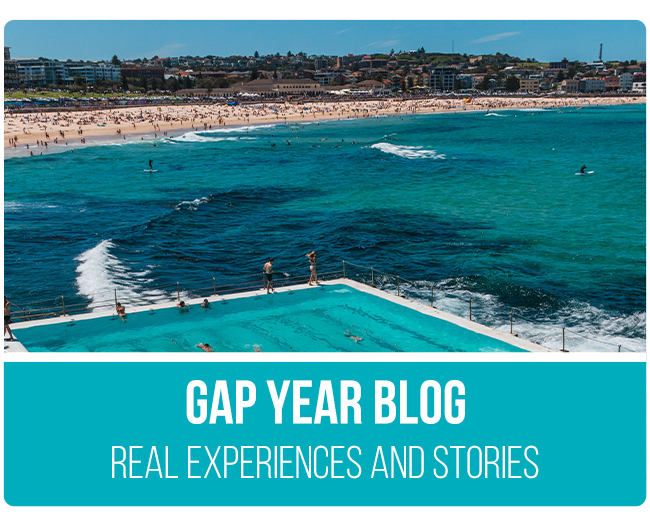 Australia Working Holiday Gap Year Blog