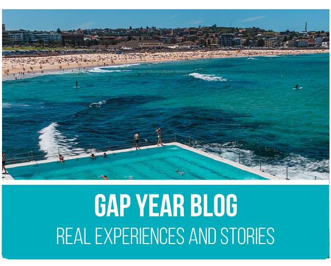 Australia Working Holiday Gap Year Blog