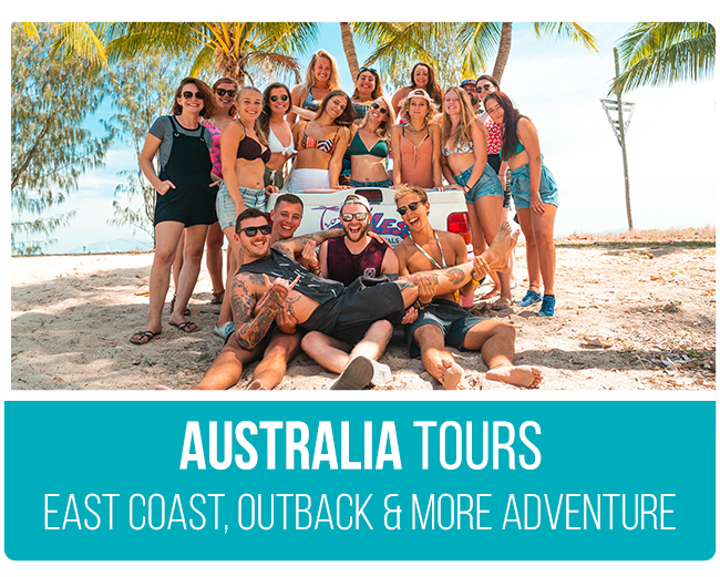 Australia Working Holiday Australia Group Tours