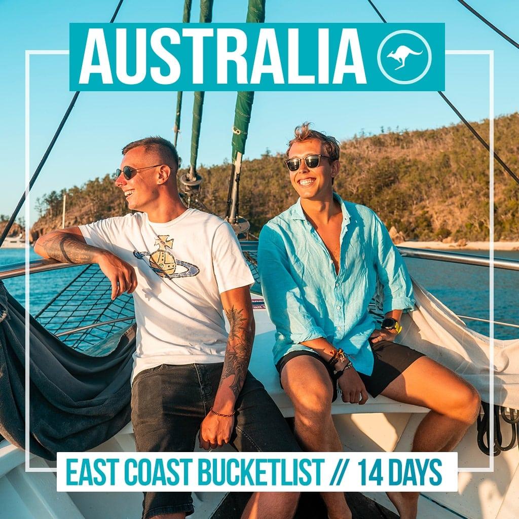 Ultimate Travel Group Tours BucketList 14 Day East Coast