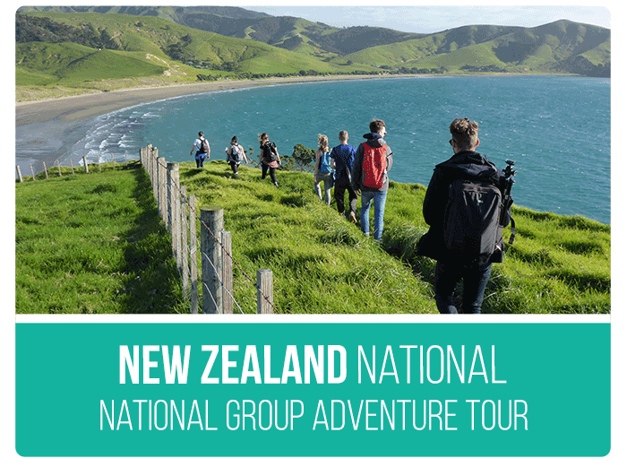 New Zealand Tours National-Group-Tour