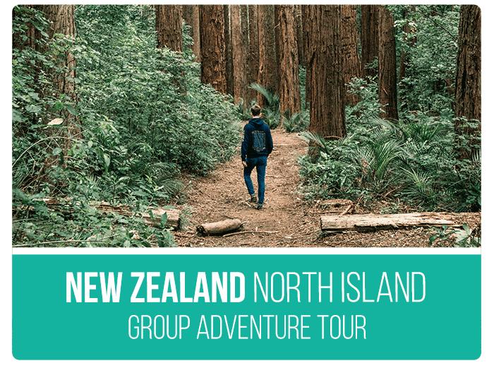 New Zealand Tours North-Island-Adventure