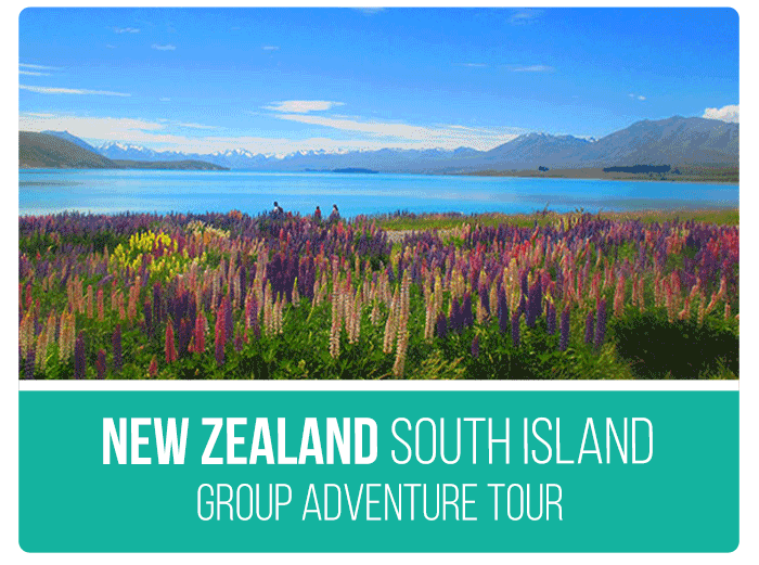 New Zealand Tours South-Island-Adventure