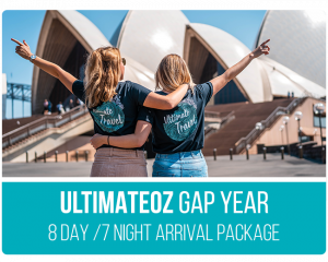 Australia Working Holiday UltimateOz Gap Year