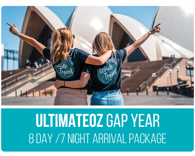Australia Working Holiday UltimateOz Gap Year
