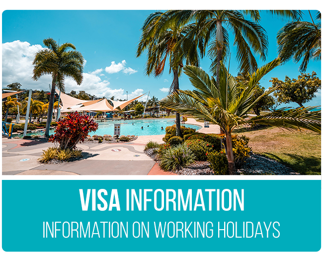 Australia Working Holiday Visa Information