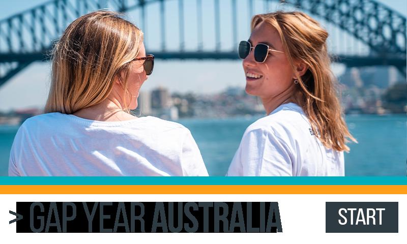 Adventure Planner Gap Year Australia