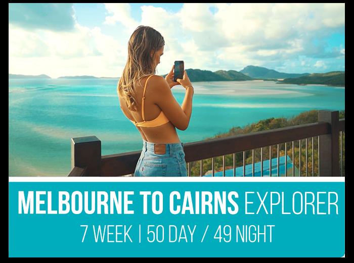 Australia tour packages East-Coast-Melbourne-to-Cairns