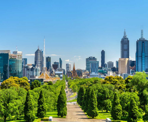 Melbourne to Cairns - Melbourne City
